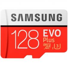 Карта Памяти Samsung microSDHC 128GB EVO Plus