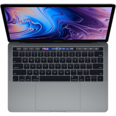 Apple MacBook Pro 13 128GB Touch Bar (MUHN2 - Mid 2019) Space Gray (два порта Thunderbolt 3)