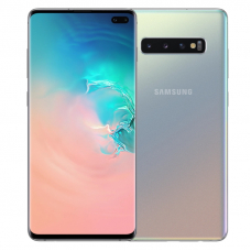 Samsung Galaxy S10 Plus 8/128GB Prism Silver Идеальное Б/У