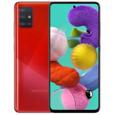 Samsung Galaxy A51 4/64 Prism Crush Red Идеальное Б/У