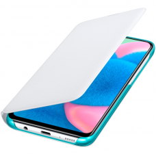 Чехол Samsung Galaxy A30S Wallet Cover White