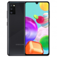 Samsung Galaxy A41 4/64 Prism Crush Black Идеальное Б/У